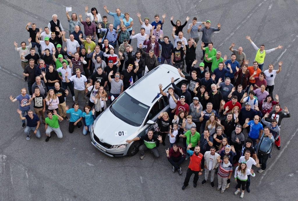 Škoda Economy Run 2019 - posádky