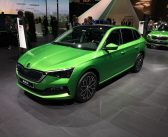 Škoda Scala a Kamiq G-TEC měly premiéru ve Frankfurtu