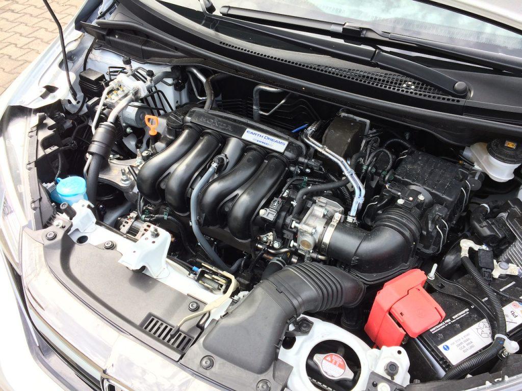 Honda Jazz Dynamic 1,5 i-VTEC 96 kW CVT - motor