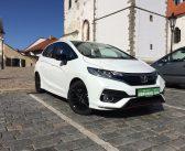 TEST: Honda Jazz 1,5 i-VTEC 96kW CVT – skutečná spotřeba