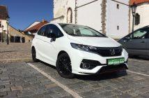 Honda Jazz Dynamic 1,5 i-VTEC 96 kW CVT - náhled