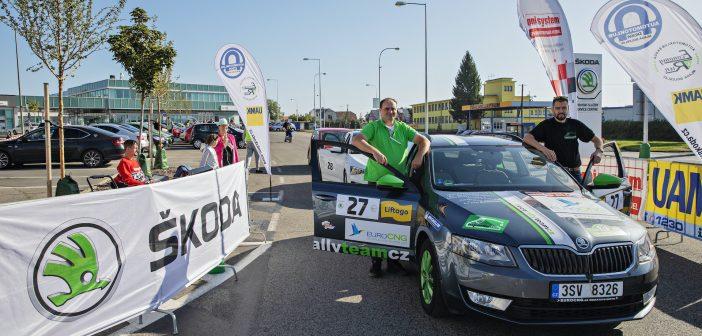 #EcoRallyTeamCZ na Škoda Economy Run 2019