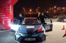 24h Toyota Eco Race - #EcoRallyTeamCZ