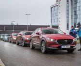 Mazda Skyactiv-X, kříženec zážehového a vznětového motoru