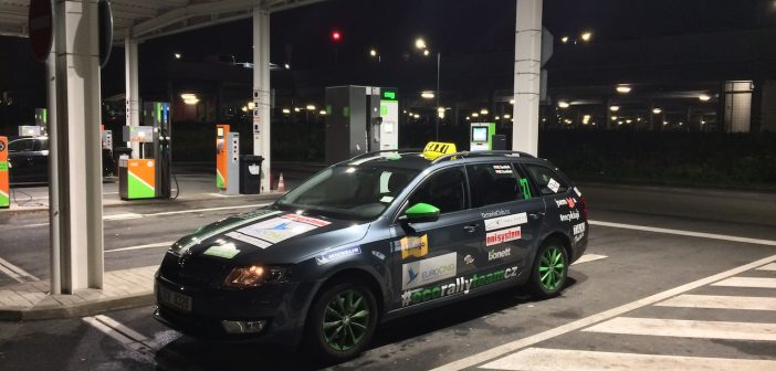 Škoda Octavia G-TEC (CNG) jako Taxi, #ExtremniTestCNG – 1.část