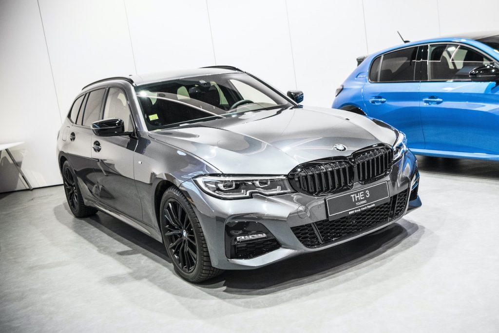 Auto Roku 2020 v České republice - BMW řady 3