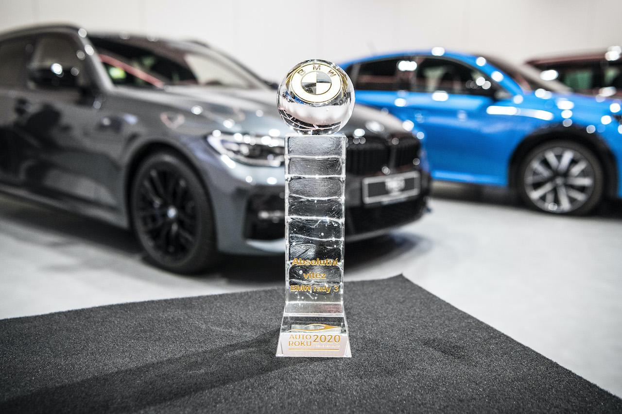Pohár pro Auto Roku 2020 v České republice - BMW řady 3