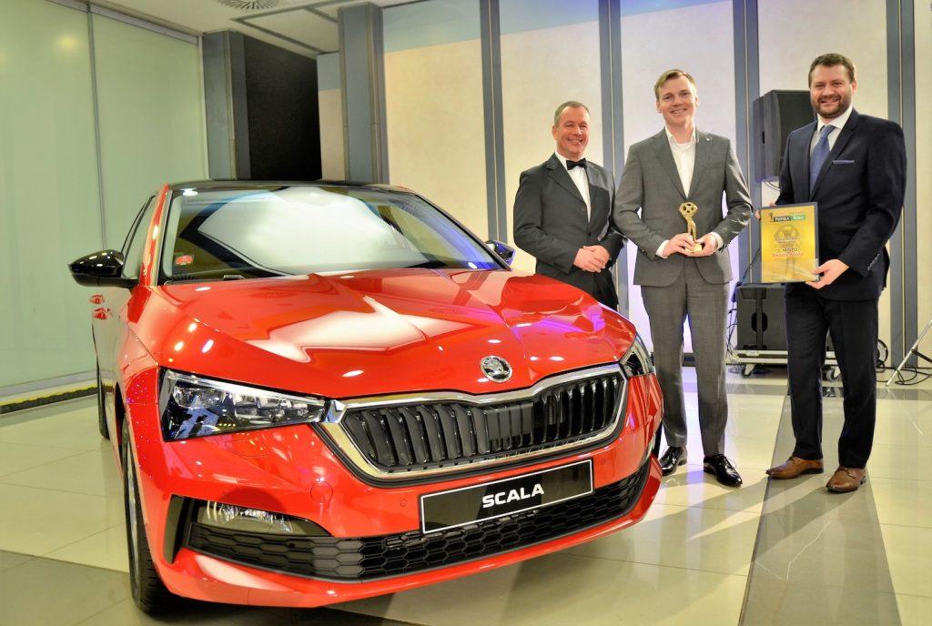 Flotilové auto roku 2020 - Škoda Scala