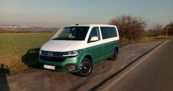 Volkswagen T6.1 Multivan - zepředu