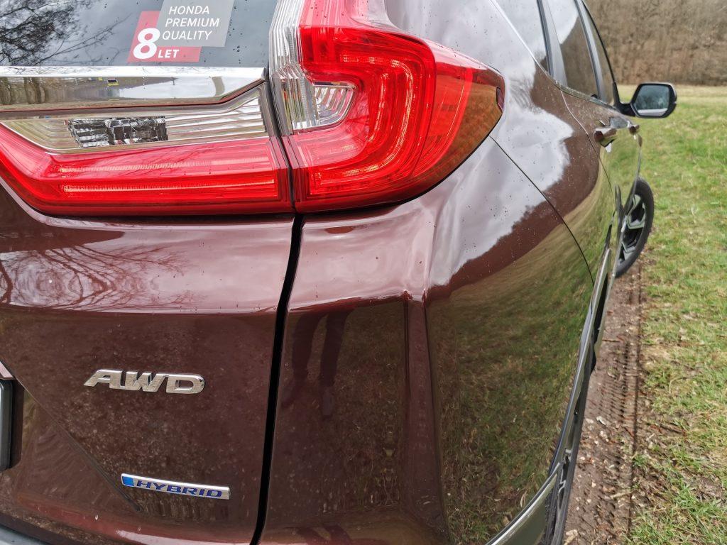Honda CR-V Hybrid AWD 4x4