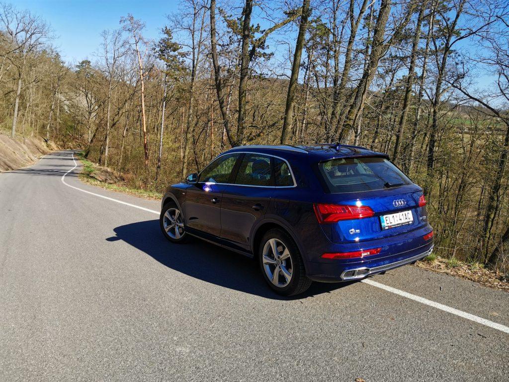Audi Q5 55 TFSI e Quattro - zezadu