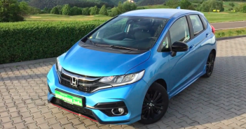 Honda Jazz 1,5 i-VTEC Dynamic