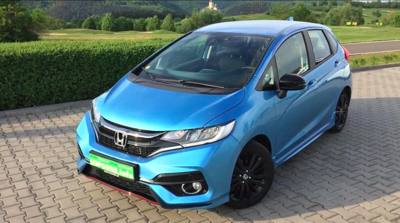 Honda Jazz 1,5 i-VTEC Dynamic