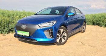 Hyundai Ioniq Electric - zepředu