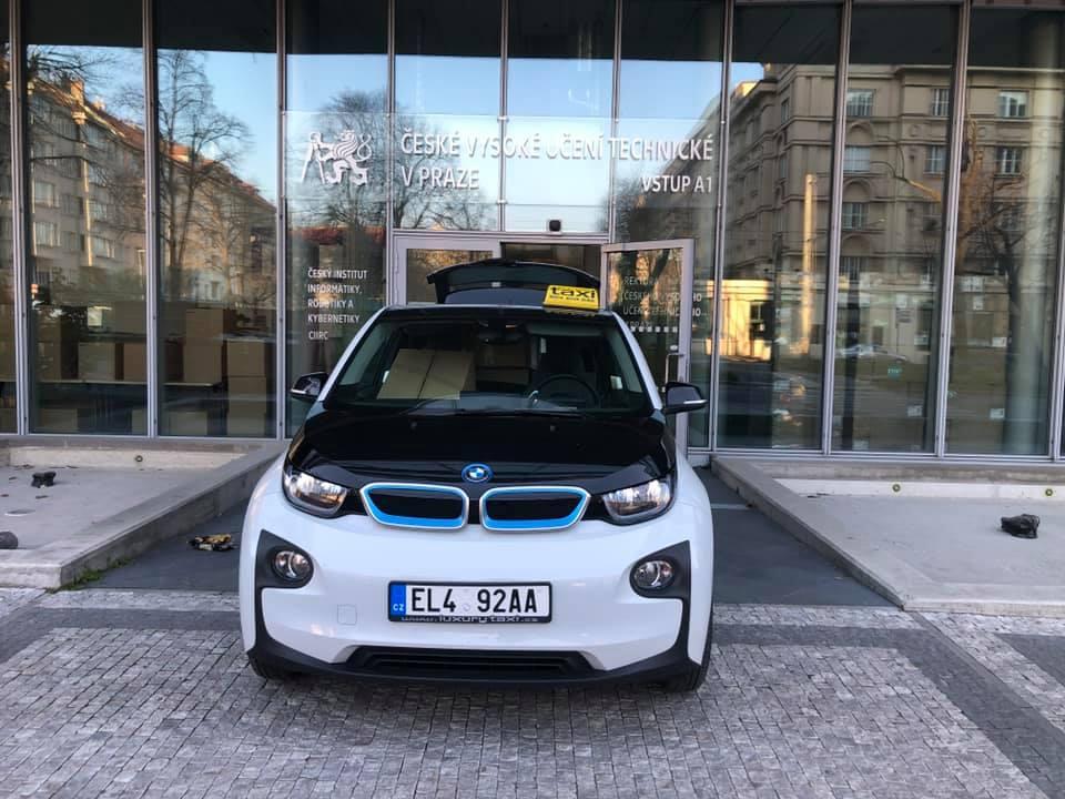 BMW i3, Foto: Martin Mašek