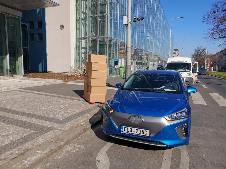 Hyundai Ioniq Electric, Foto: Míra Tomíšek