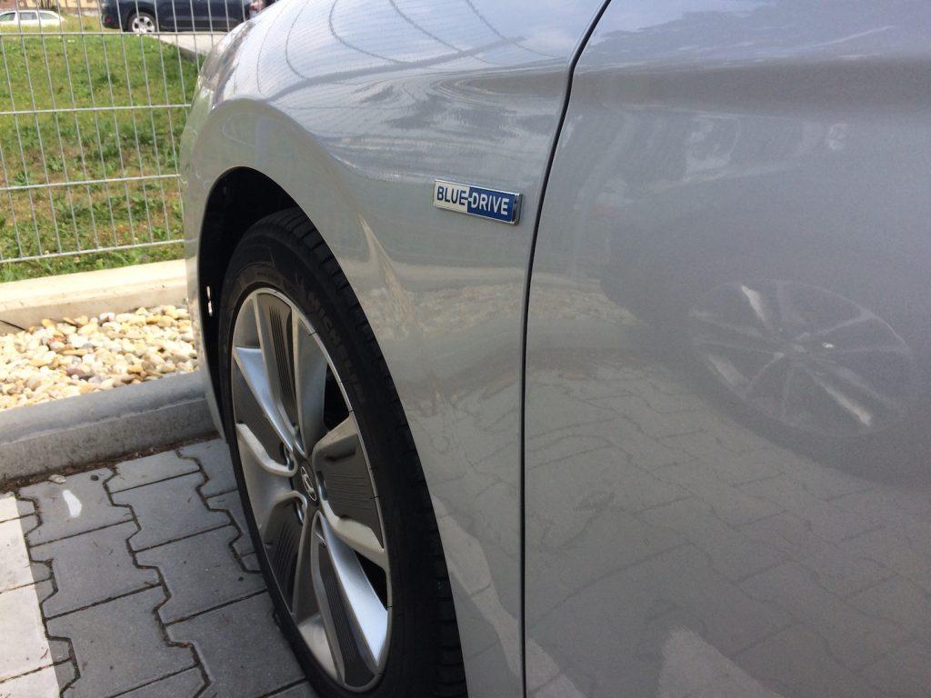 Hyundai Ioniq Hybrid - Blue Drive