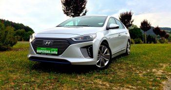 Náhled - Hyundai Ioniq Hybrid