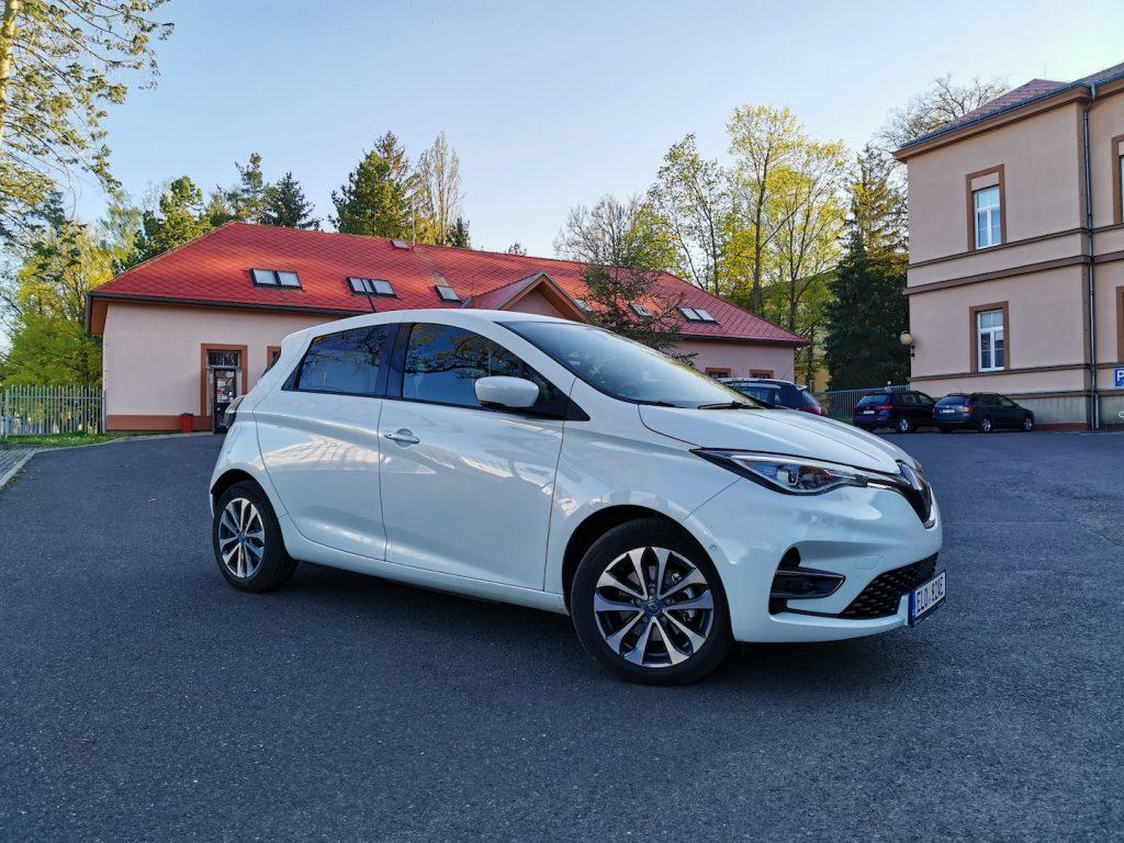 Renault ZOE - Dobřany