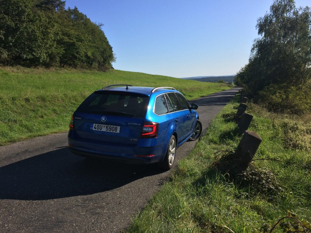Škoda Octavia Combi 1.5 G-TEC 96 kW DSG -