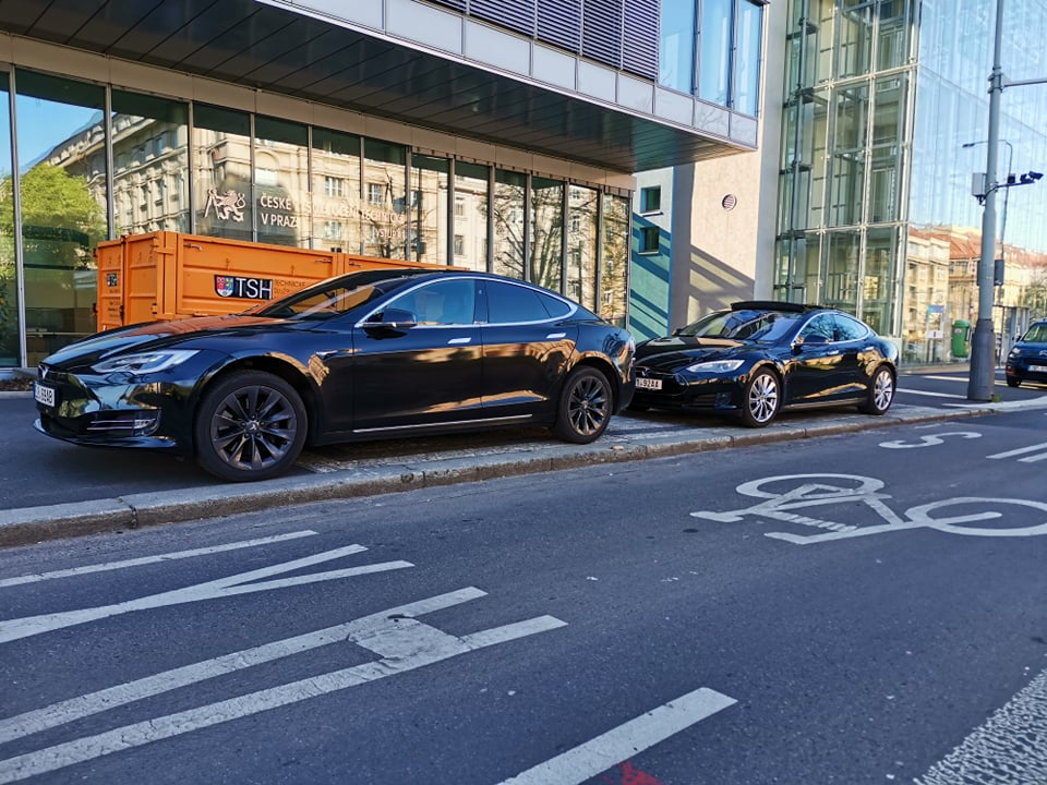 Tesla Model S, Foto: Jan Haupt