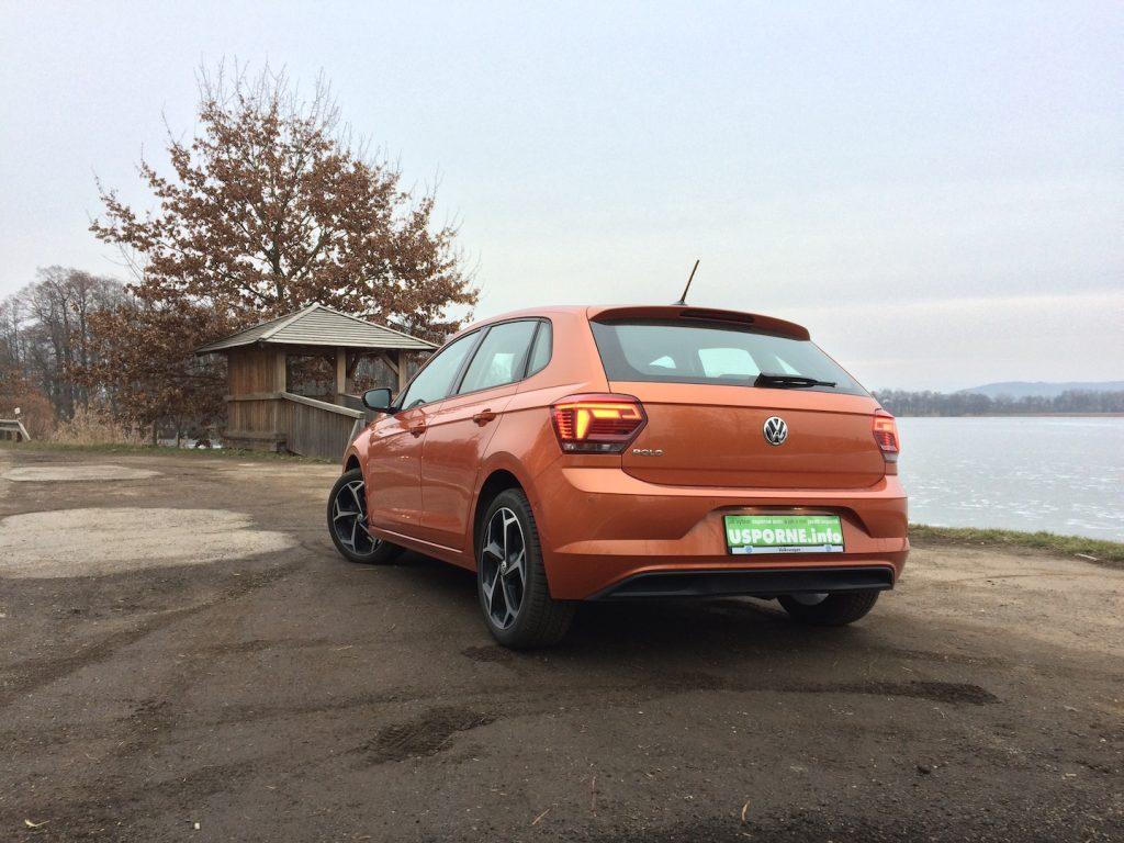 Volkswagen Polo 1.0 TSI 70 kW DSG7 – zezadu