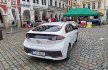 Hyundai Ioniq #EcoRallyTeamCZ - Eco Energy Rally Bohemia
