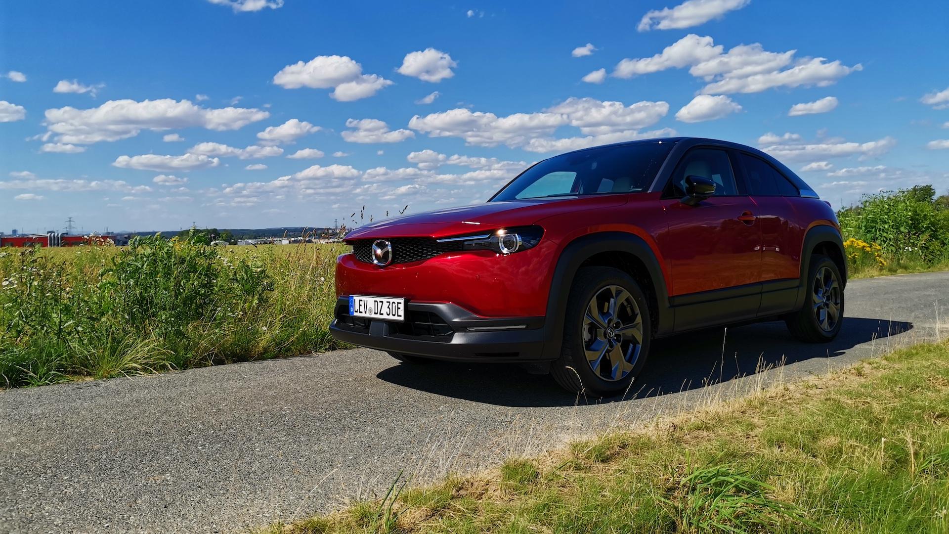 Elektromobil Mazda MX-30 - náhled
