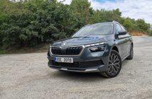 Škoda Kamiq G-TEC (CNG) - náhled