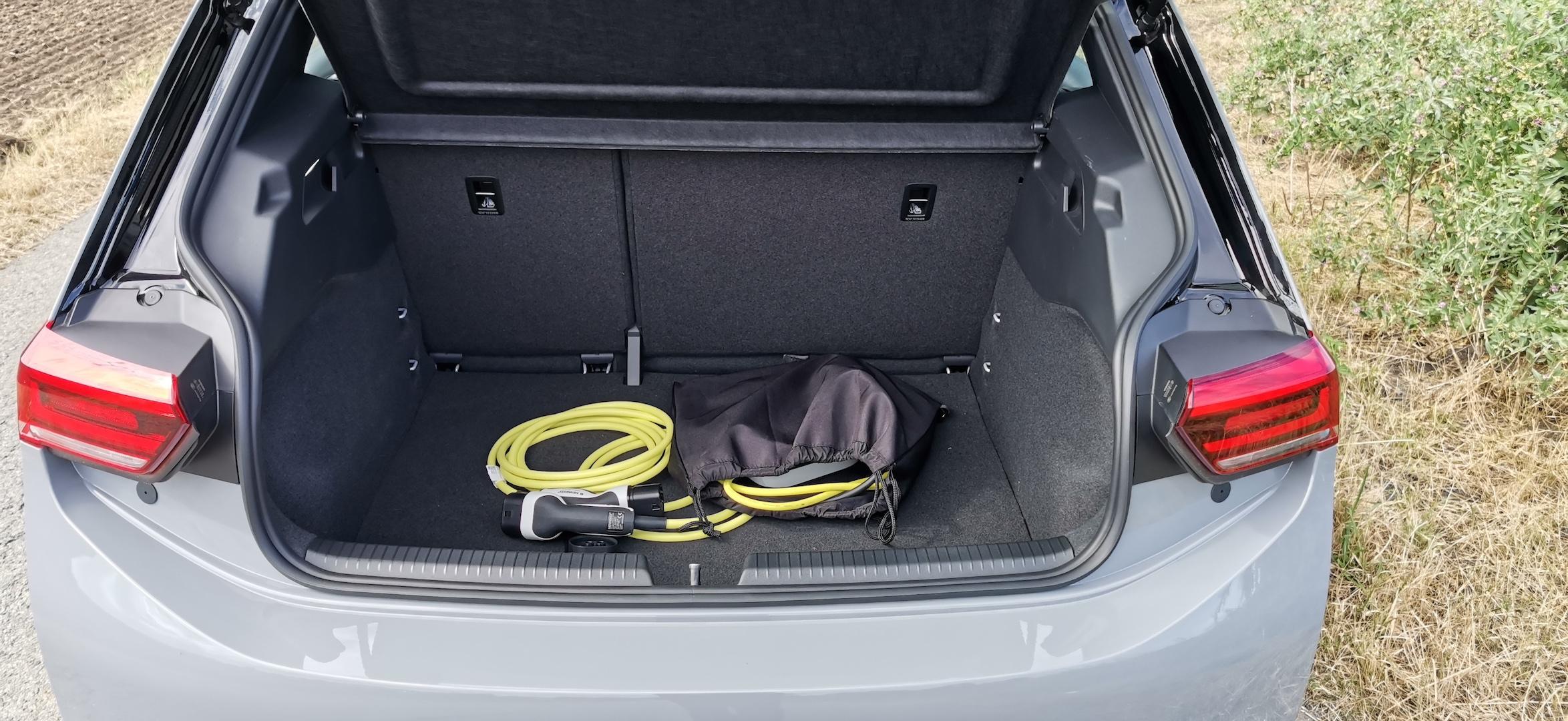 Volkswagen ID.3 - zavazadlový prostor