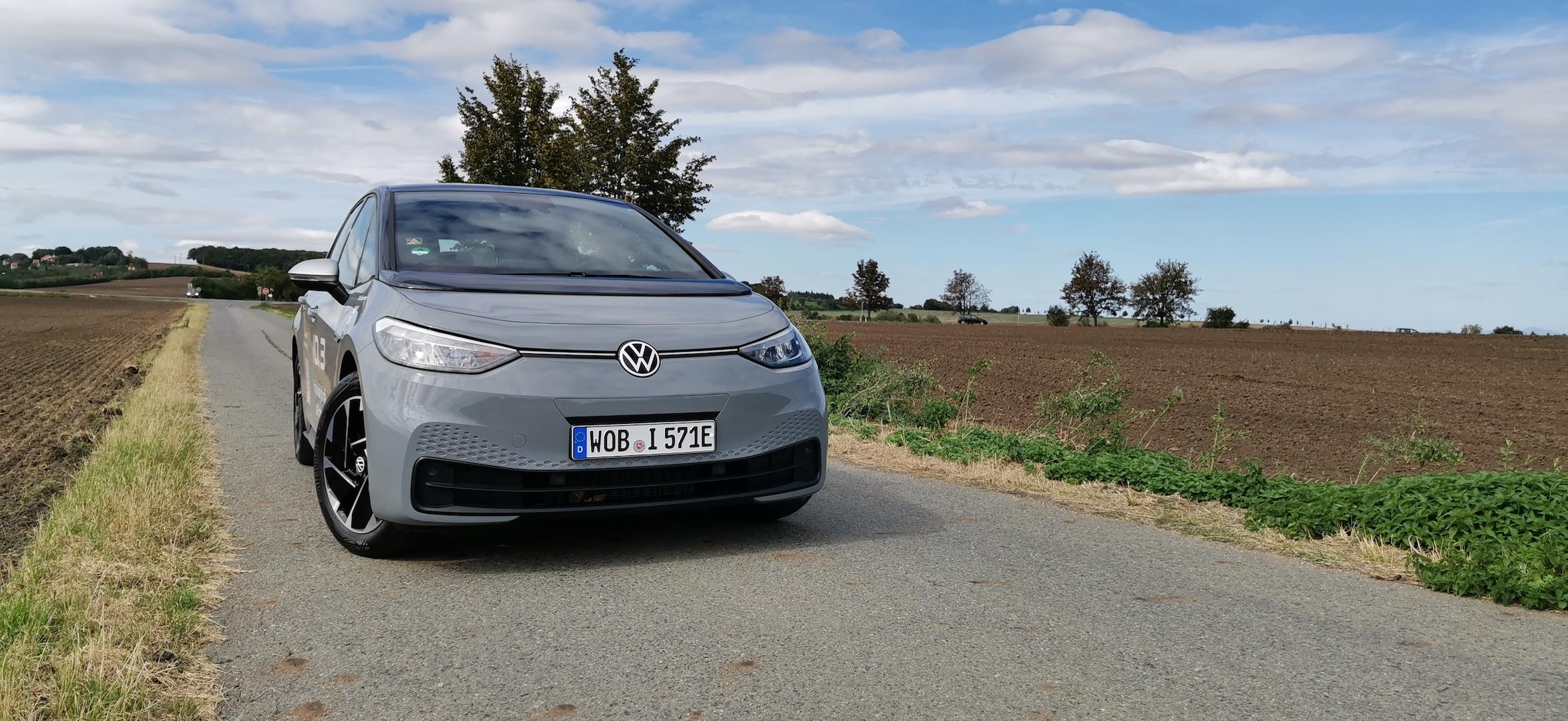 Volkswagen ID.3 - zepředu