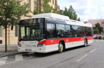 Scania Citywide LF na CNG