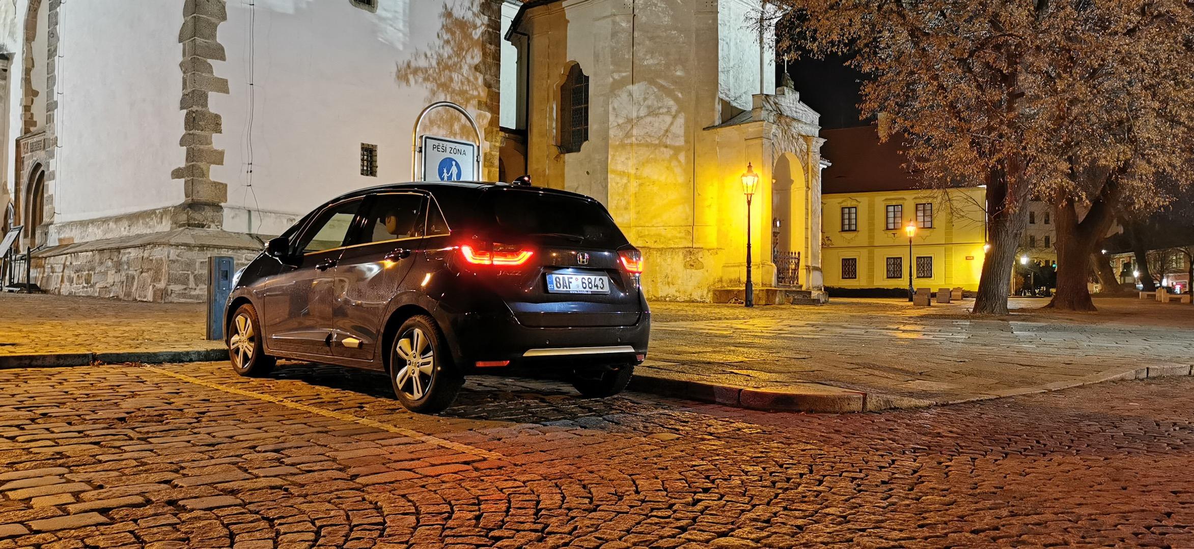 Honda Jazz e:HEV (hybrid) - zezadu