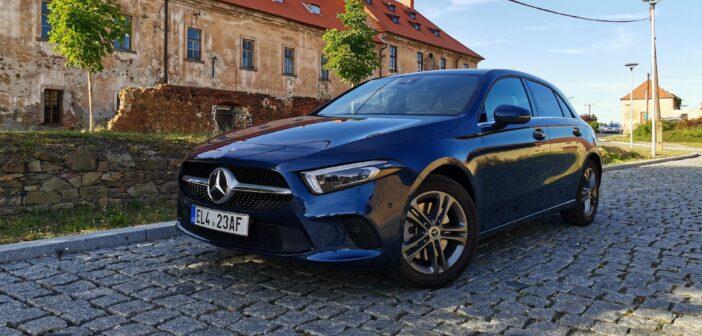 TEST: Mercedes-Benz A 250e (plug-in hybrid) – skutečná spotřeba