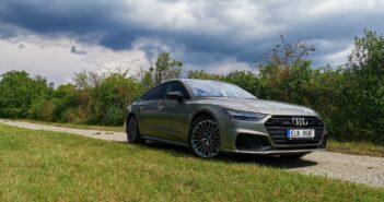 Audi A7 Sportback 55 TFSI e Quattro (PHEV - plug-in hybrid)