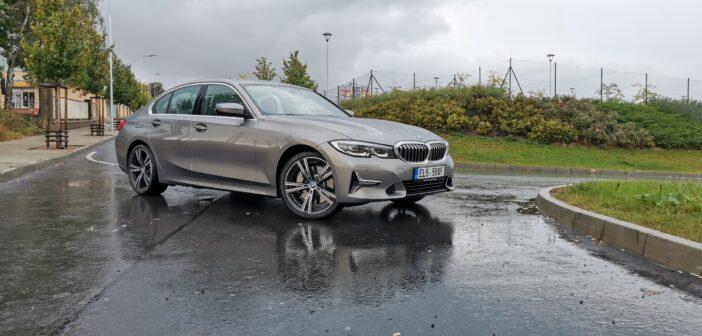 TEST: BMW 330e (plug-in hybrid) – skutečná spotřeba