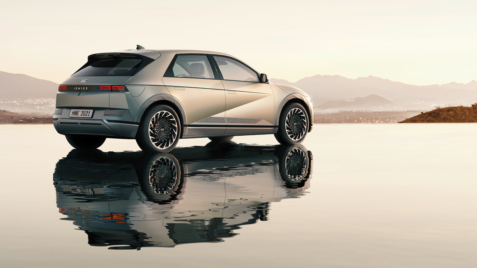 Elektromobil Hyundai Ioniq 5