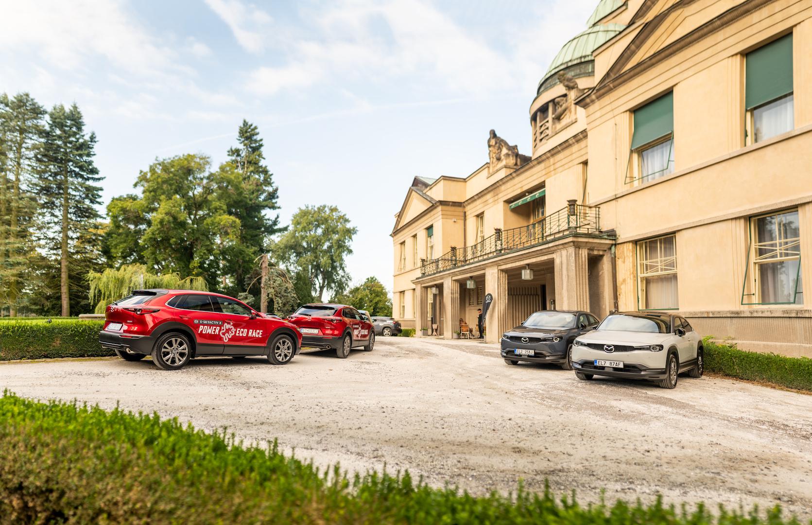Mazda Power Eco Race 2021 - Chateau Kotěra