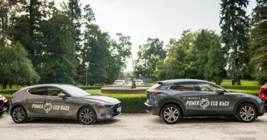 Mazda Power Eco Race 2021
